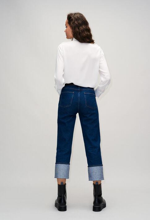 CALLISTOH19 : Tops et Chemises couleur ECRU