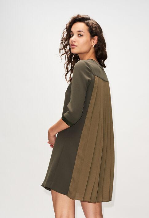 RIBAMBELLEH19 : Robes couleur KAKI ARMY
