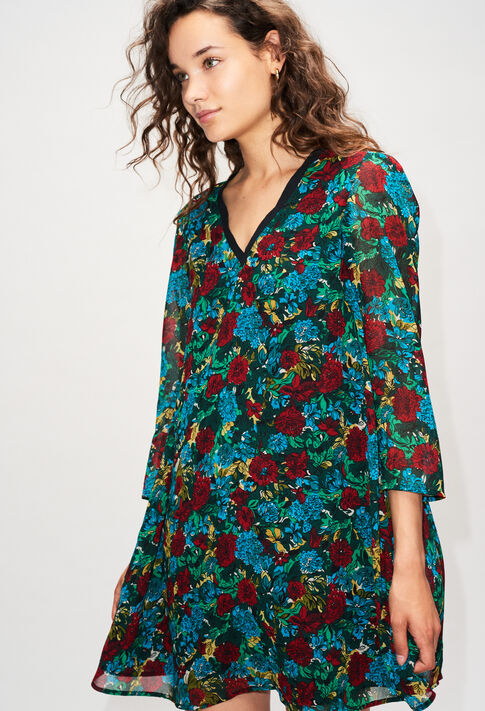 REGINAH19 : Robes couleur PRINT