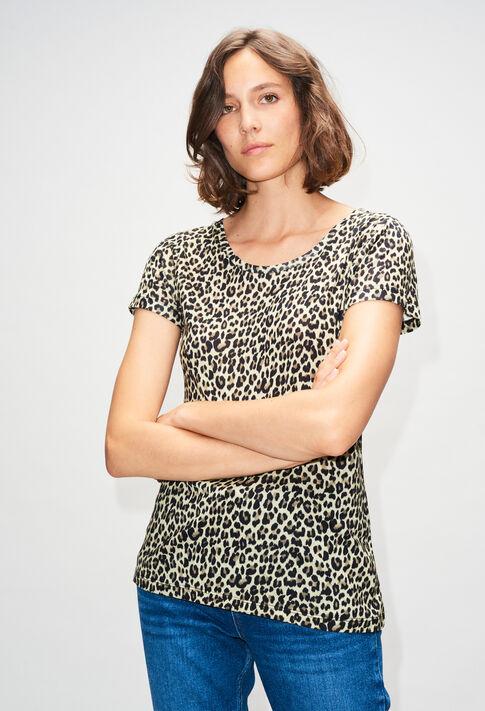 TREFLEH19 : T-Shirts couleur MULTICO