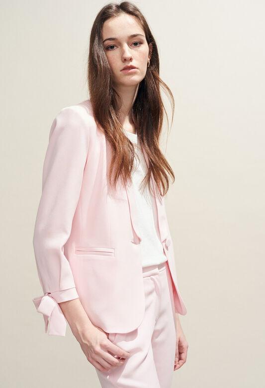 VIRGIL : Vestes couleur ROSE