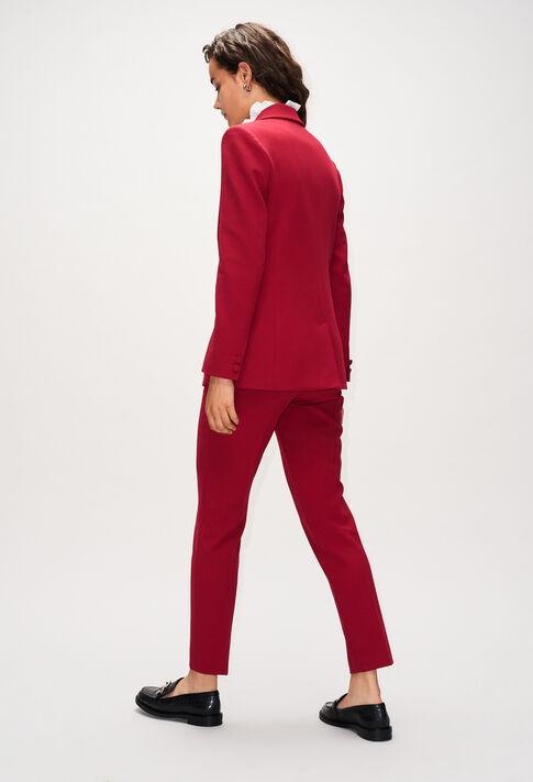 VENYLAH19 : Vestes couleur CERISE