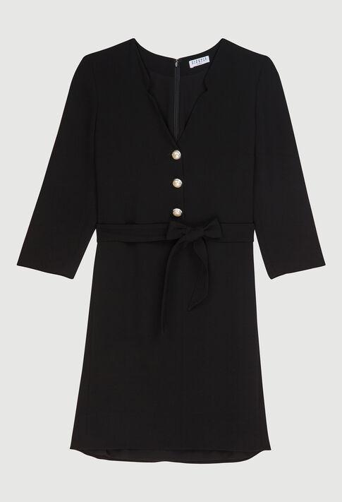 RABANE20 : Robes couleur NOIR