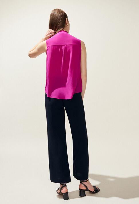 BABOUCHKA : Tops et Chemises couleur Orchidee