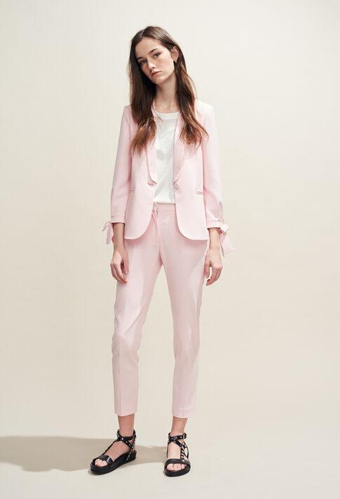 VIRGIL : Coats & Jackets couleur ROSE