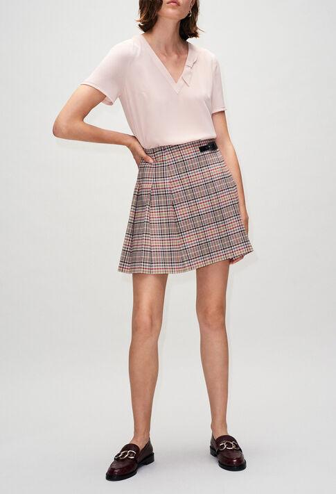SIRENEH19 : Jupes et Shorts couleur MULTICO