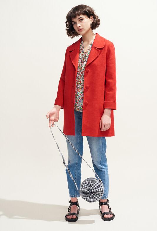 0abeb31b4121e Manteau chic femme : blousons et manteaux | Claudie Pierlot