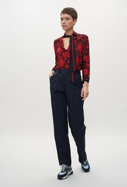 BLYDEE20 : Tops et Chemises couleur PRINT FONCE