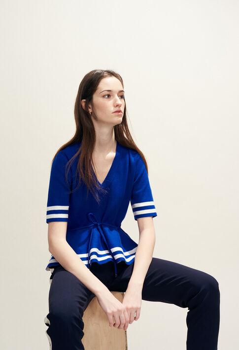 MARLY BIS : Jolis Jours couleur Indigo