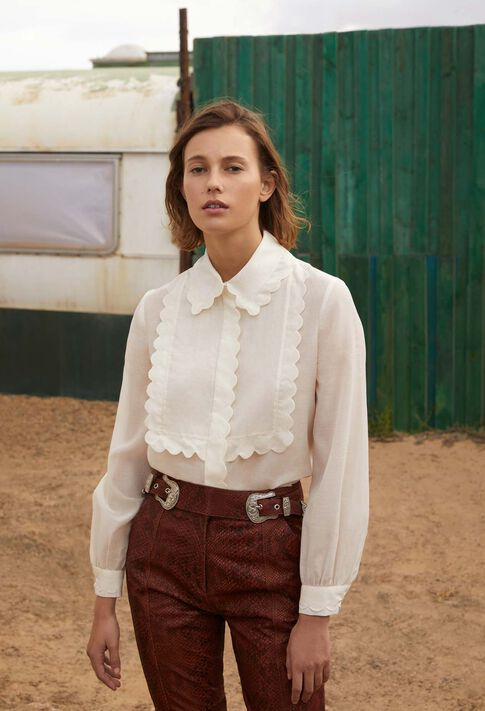 CRANBERRY : Pantalons Jupes & Shorts couleur PYTHON