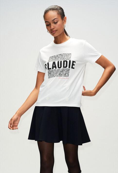 TIRADEH19 : T-Shirts couleur ECRU