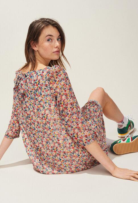 RIFIFI LIBERTY : Robes couleur MULTICO