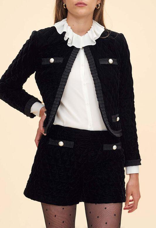 cb6d46e71ee11 Vestes   blazer femme   Claudie Pierlot