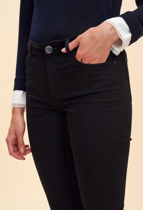PADEN : Pantalons et Jeans couleur Noir