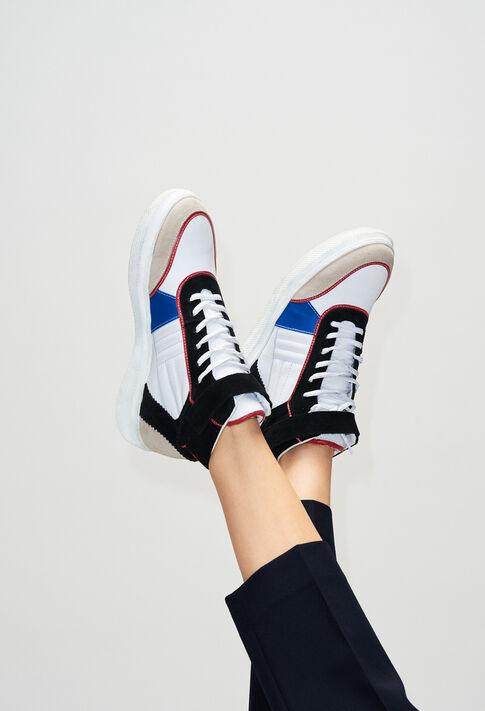 ALTOH19 : Chaussures couleur MULTICO