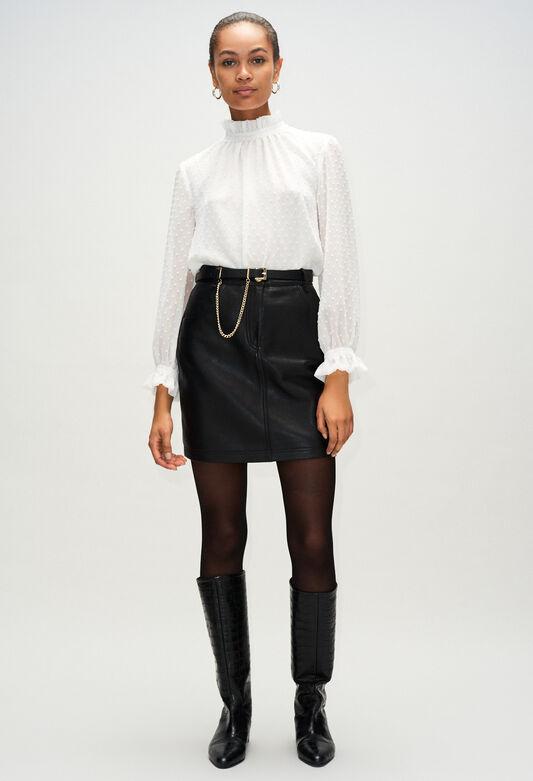 1c4dc07487dcd8 Jupes & shorts femme : jupe imprimée, retro | Claudie Pierlot