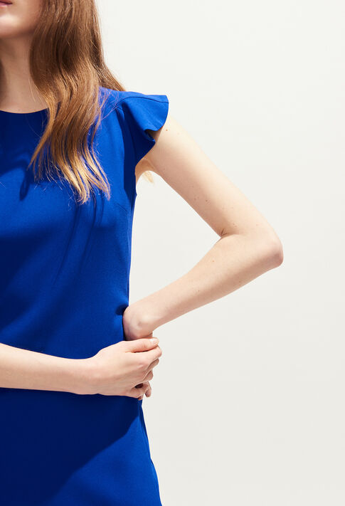 ROQUETTE : Robes couleur INDIGO