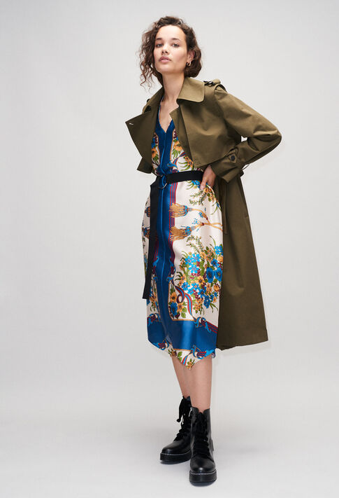 REVEILH19 : Robes couleur MULTICO