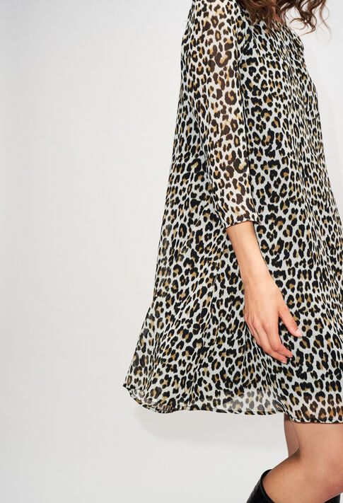 RIFIFILEOPARDH19 : Robes couleur PRINT