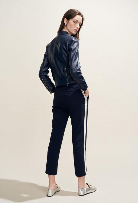 CAIPI : Coats & Jackets couleur Marine