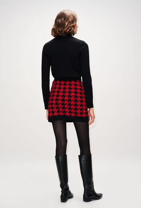 MOUSSIH19 : Maille & Sweatshirts couleur NOIR