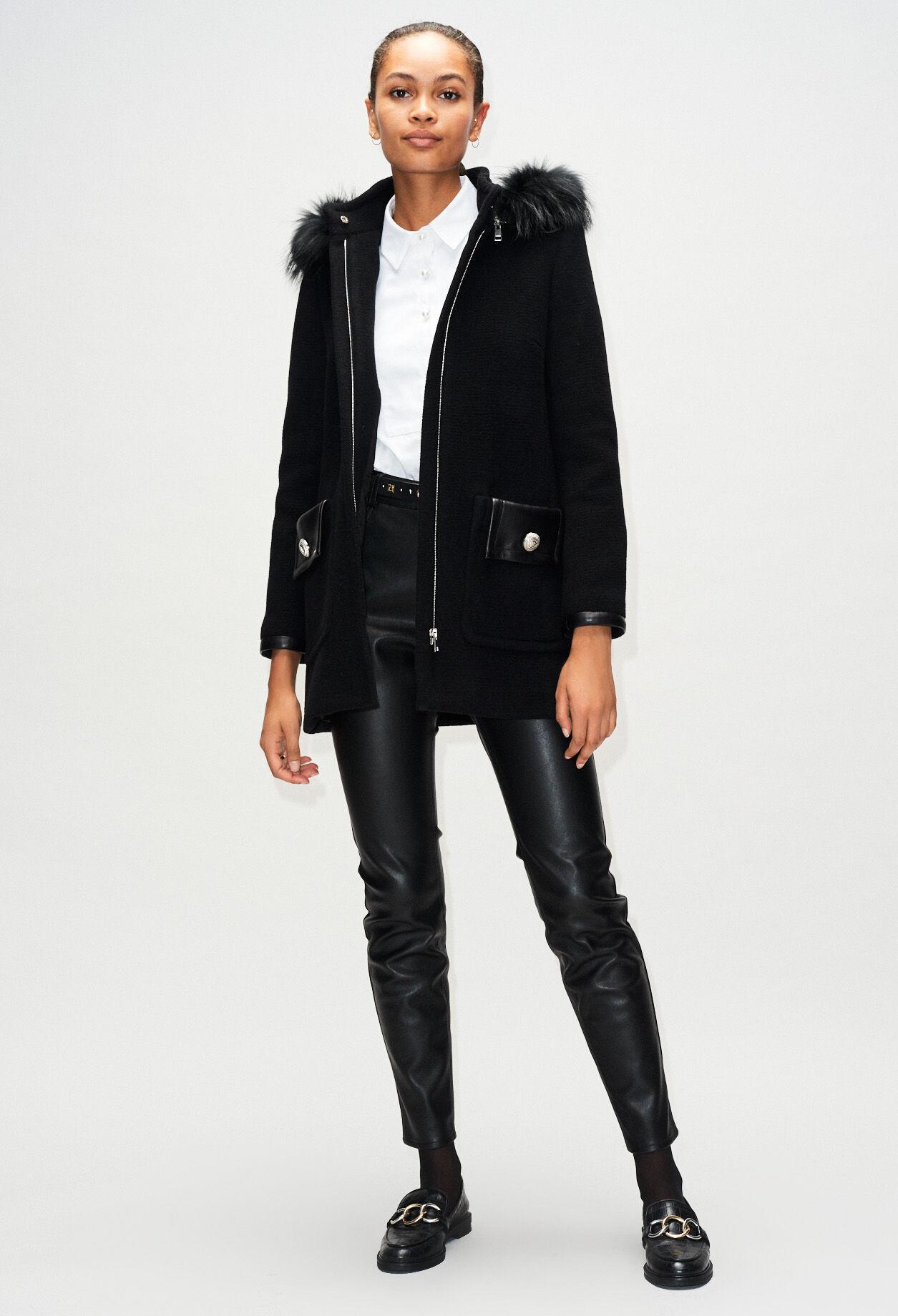 Manteau chic femme : blousons et manteaux | Claudie Pierlot