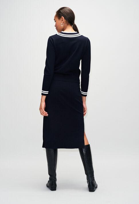 MYDRESSH19 : Robes couleur MARINE