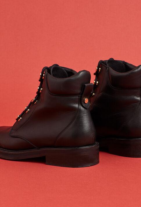 acheter en ligne 82245 a3851 Boots lacées à œillets