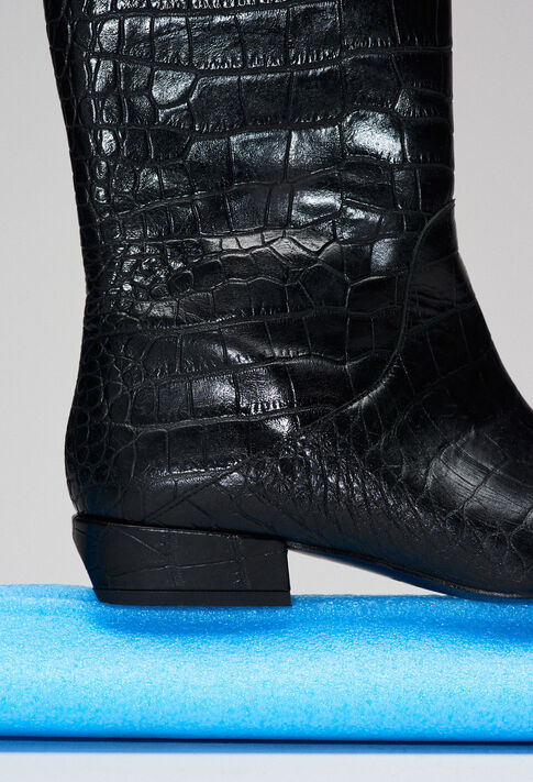ANEMONEH19 : Chaussures couleur NOIR