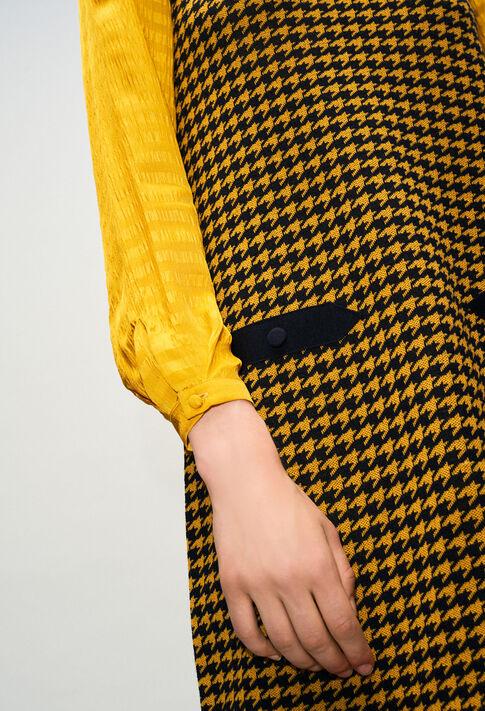 MERCATOH19 : Robes couleur BICOLORE