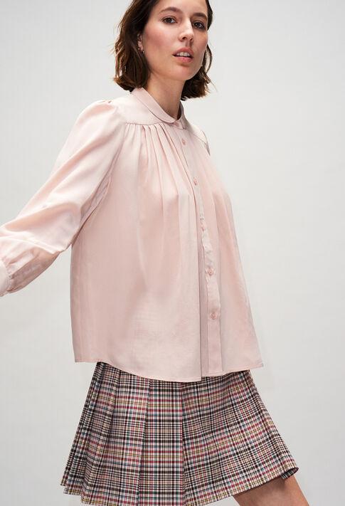 CHANCEUSEH19 : Tops et Chemises couleur NUDE