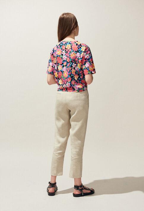TALITHA : T-Shirts couleur Multico