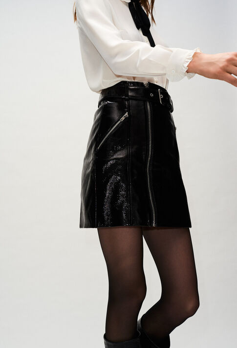 CASINOH19 : Jupes et Shorts couleur NOIR