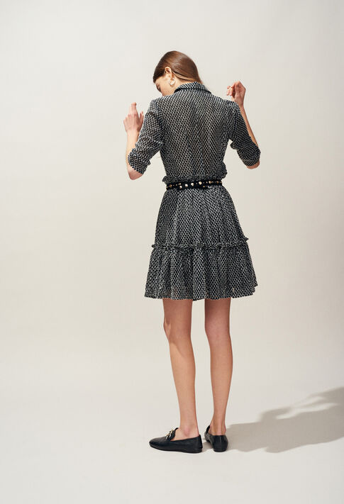 RANDALL : Robes couleur Noir