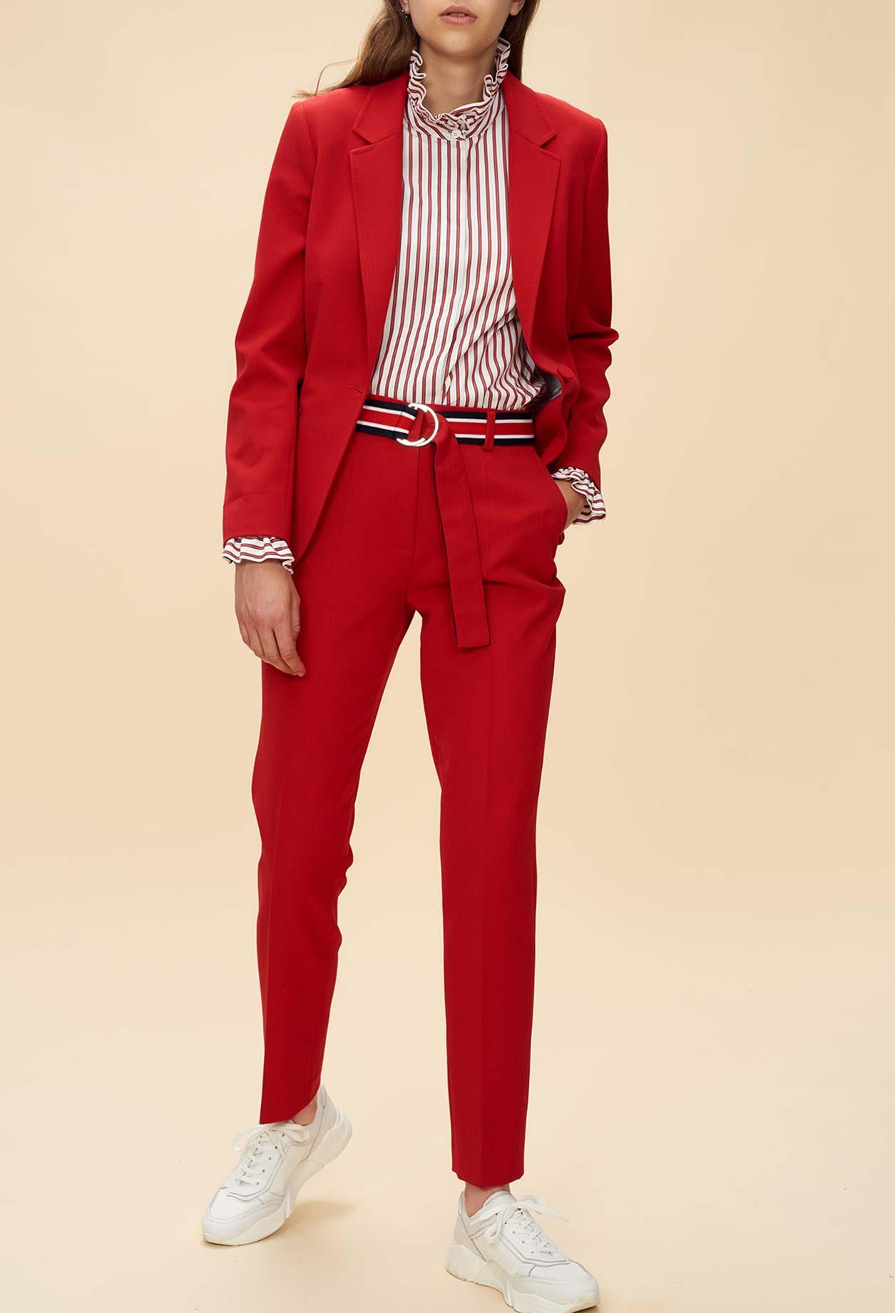 ... PAMELA   Pantalons et Jeans couleur ROUGE ... d0a05b960c2