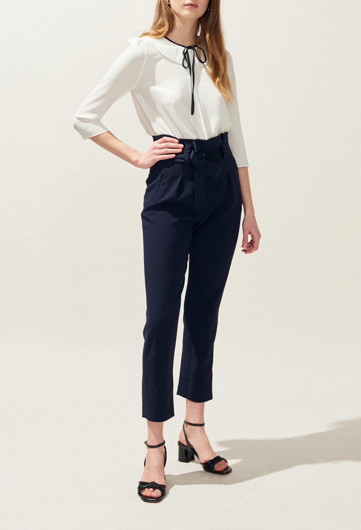 10e6704ffb3f2 PAULETTA - Pantalons et Jeans | Claudie Pierlot