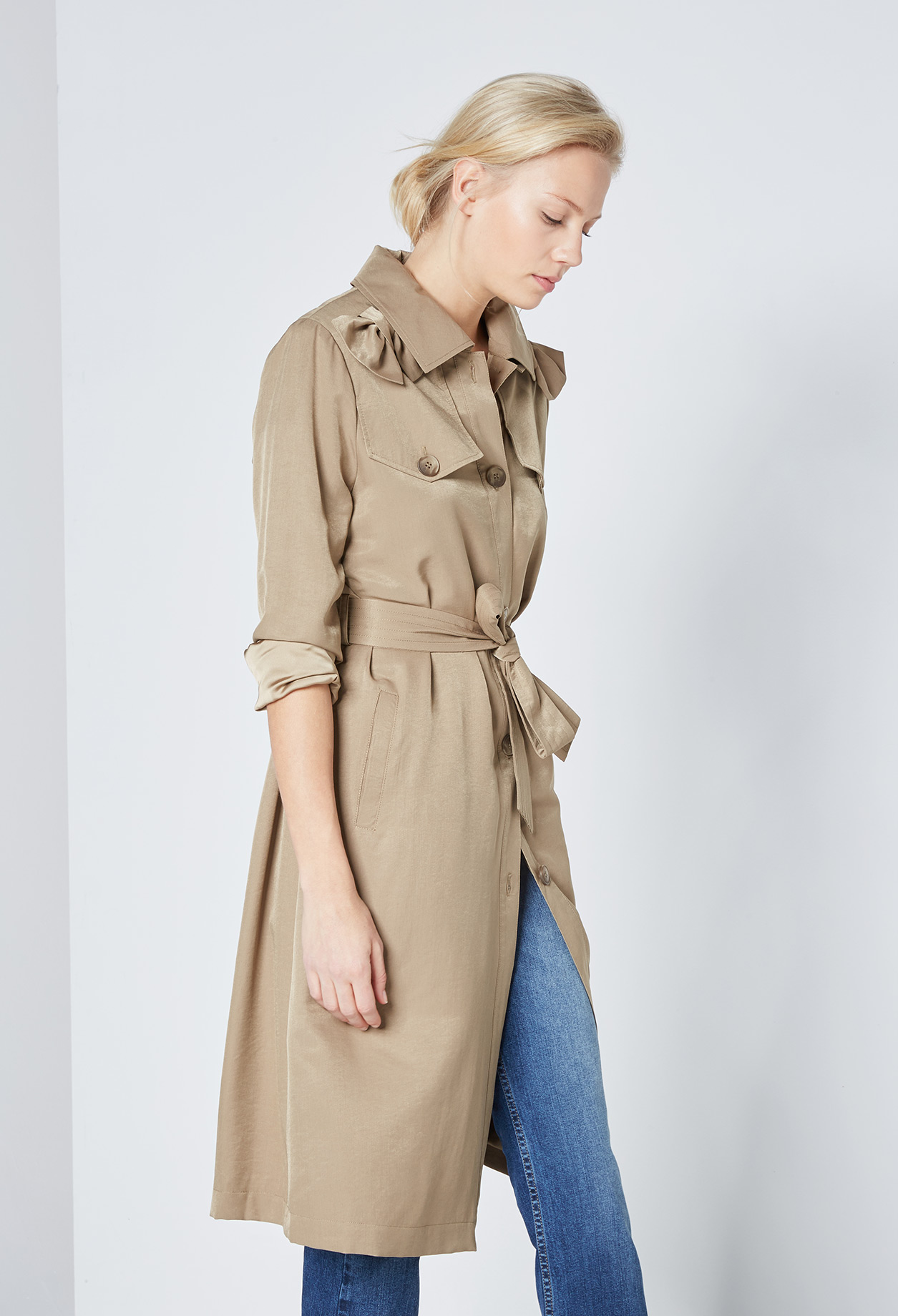Claudie Pierlot Trench bz23oT0g