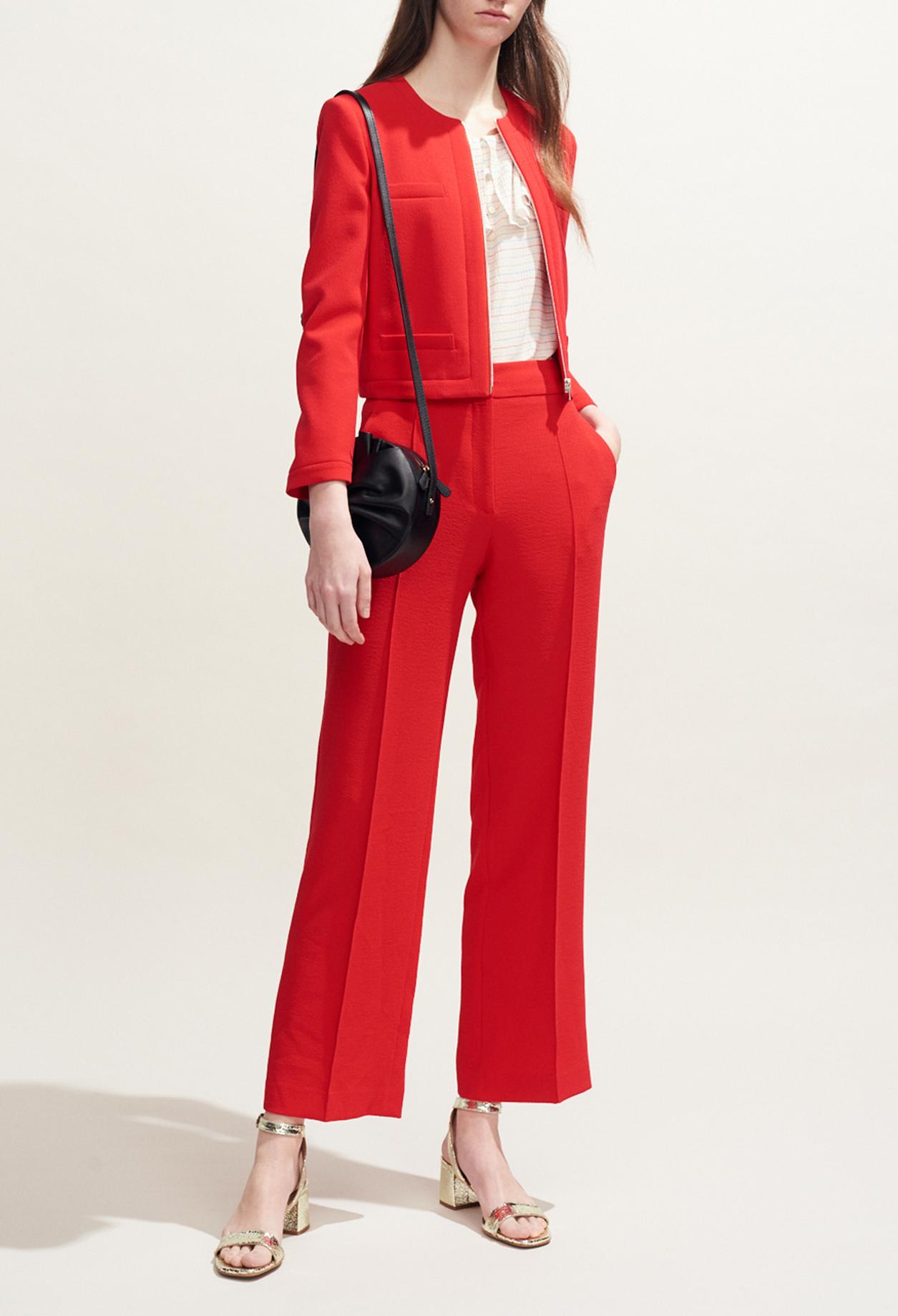 d2a5965474808 POURPRE - Pantalons et Jeans | Claudie Pierlot